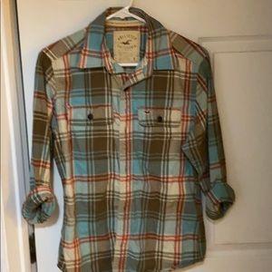 Hollister shirt size small